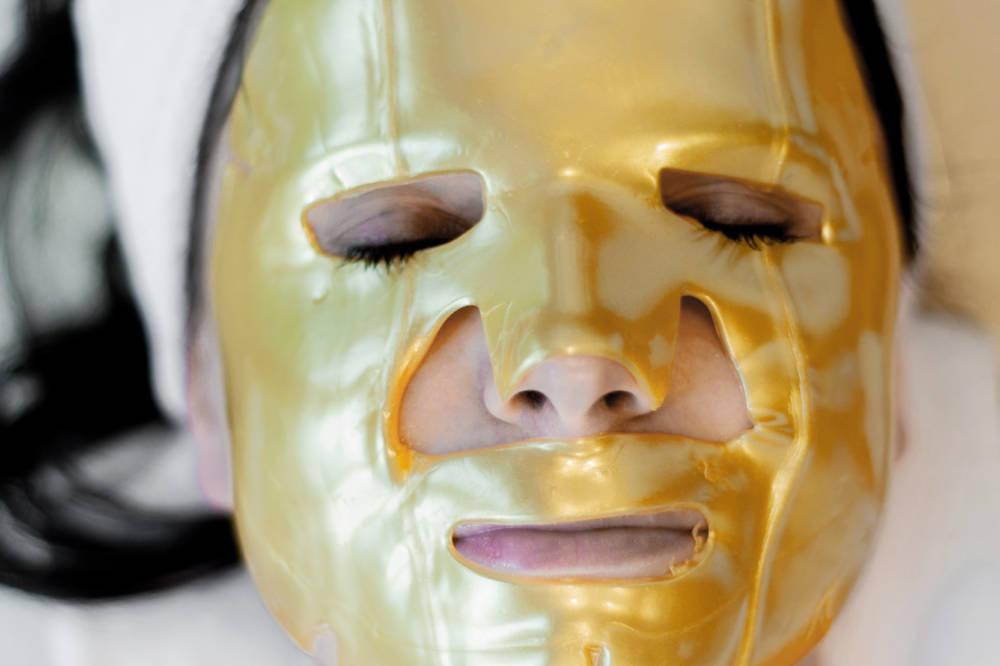 Maska kolagenowa