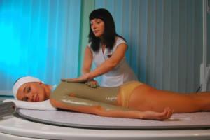 Balneoterapia/ okład borowinowy