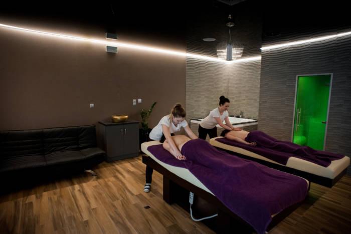 Relaksacyjny masaż ciała