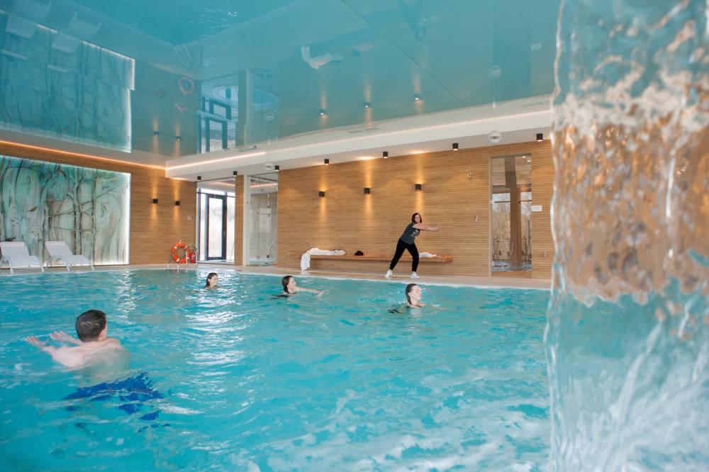 Gimnastyka w wodzie