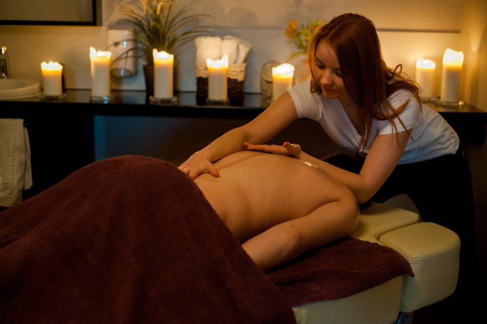 Dotyk Lomi - masaż Polinezyjski