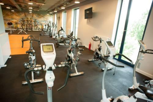 Sala Fitness i Siłownia