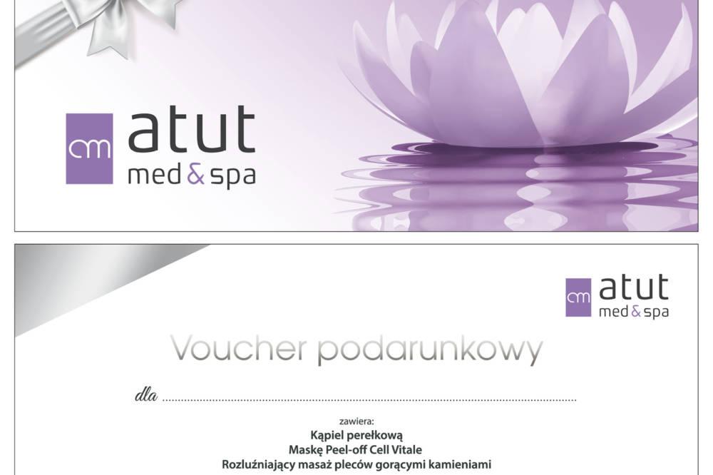 VOUCHERY Atut Med & Spa_razem_srebrny_200zł