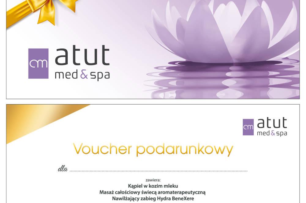 VOUCHERY Atut Med & Spa_razem_złoty_300zł